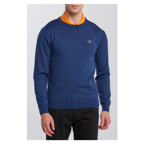 SVETR GANT COTTON WOOL CREW