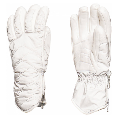 Lyžařské rukavice Bogner BEA bílá