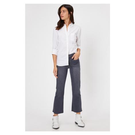 Koton Women's Gray Jeans