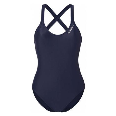 O'Neill PW PULA SWIMSUIT tmavě modrá - Dámské jednodílné plavky