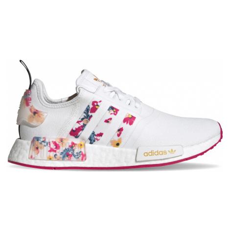 Adidas Nmd_R1 W Ftwr White/Bold Pink/Legend Ink bílé FY3666