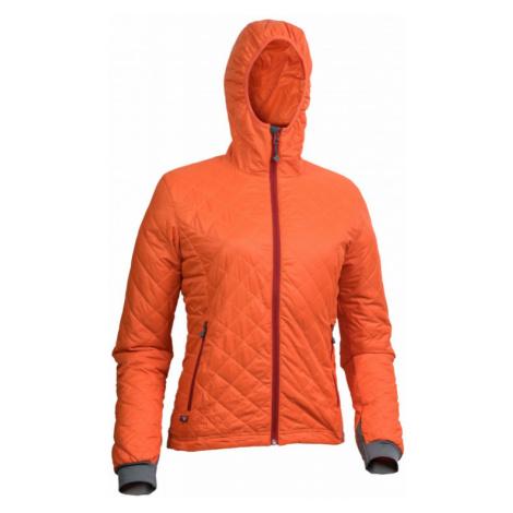Bunda Warmpeace Astra Lady orange/orange