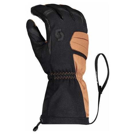 SCOTT Glove Ultimate Premium GTX, casual brown