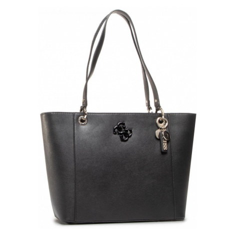 Guess GUESS dámská černá kabelka NOELLE ELITE TOTE