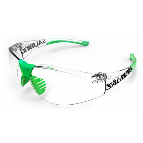 Ochranné brýle na squash Salming SplitVision Junior růžová