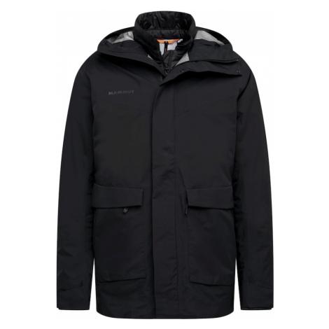 MAMMUT Outdoorová bunda 'Roseg 3 in 1' černá