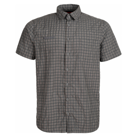 MAMMUT Lenni Shirt Men, Titanium