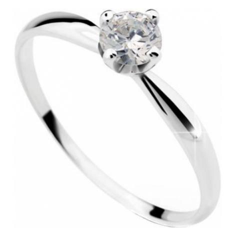 Danfil Luxusní zásnubní prsten DLR2365b