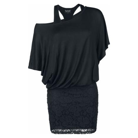 Black Premium by EMP Hold On Loosely Šaty černá