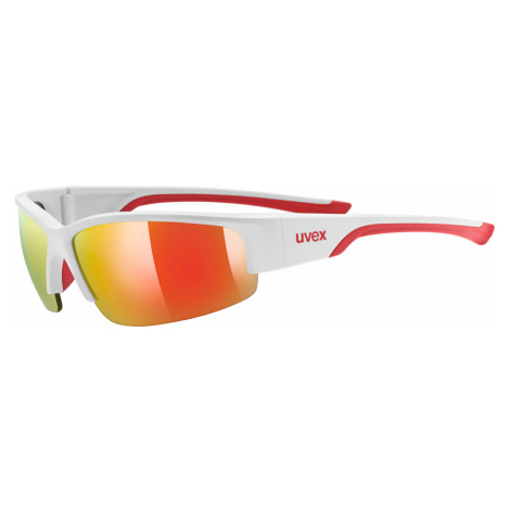 uvex sportstyle 215 Matte White / Red S3