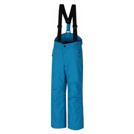 HANNAH AMIDALA JR II Dětské lyžařské kalhoty 10000270HHX01 Caribbean sea