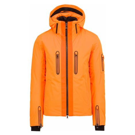 Lyžařská bunda Bogner FINN-T oranžová
