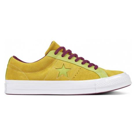 Converse one star - žlutá