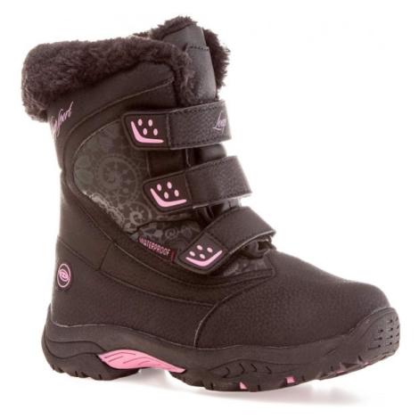 Loap BREN černá - Dětské zimní boty