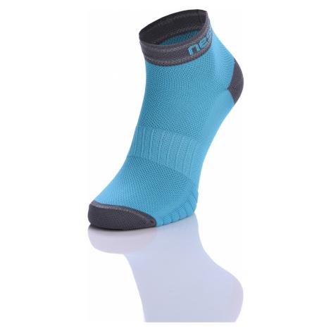 Nessi Běžecké ponožky RSO-7 - Tyrkysová