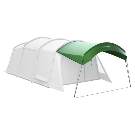Tent shelter Caravan shelter green Husky
