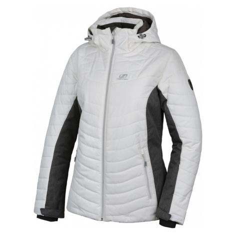 HANNAH BALAY Dámská lyžařská bunda 10007202HHX01 bright white/gray mel