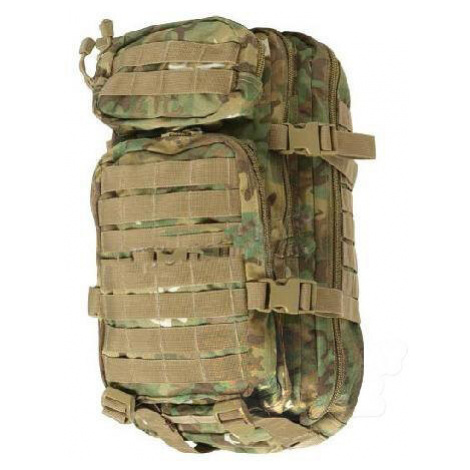 Vojenský batoh US ASSAULT PACK small Mil-Tec® - multicam Mil-Tec(Sturm Handels)