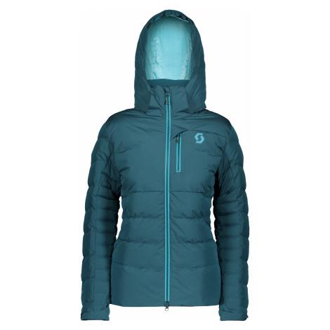 dámská bunda SCOTT Jacket W's Ultimate Down, majolica blu