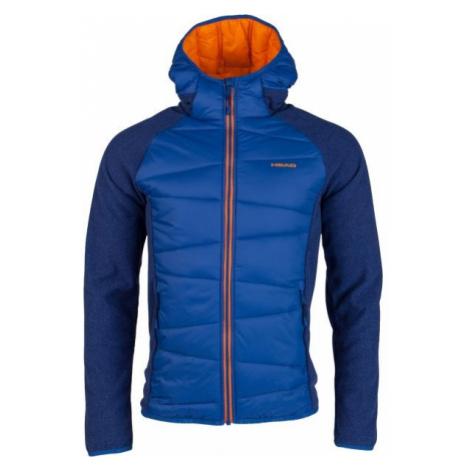Head ZENON modrá - Pánská hybridní bunda