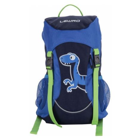 Lewro FOX 10 modrá - Dětský batoh