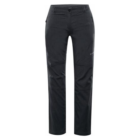 Pánské softshellové kalhoty Alpine Pro CARB 4 - černá