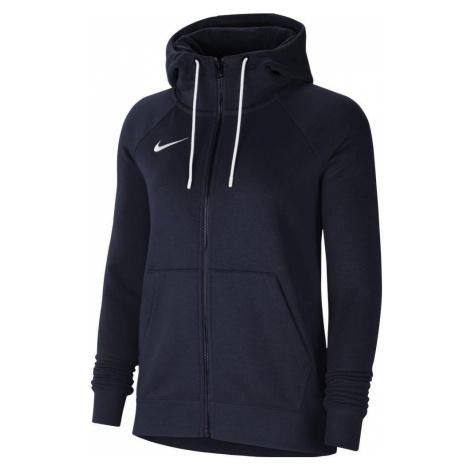 Dámská mikina Nike Park 20 Fleece Modrá