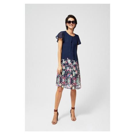 Moodo šaty dámské BEAUTY květované