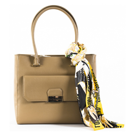 LOVE MOSCHINO Saffiano Sab dámská kabelka
