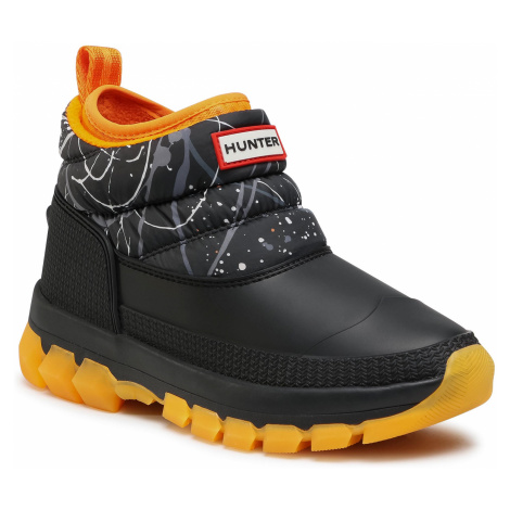 Sněhule HUNTER - W Org Insulated Snow Ankle Bt WFS2107WWU Black