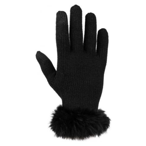 Willard MIKEA černá - Dámské pletené rukavice