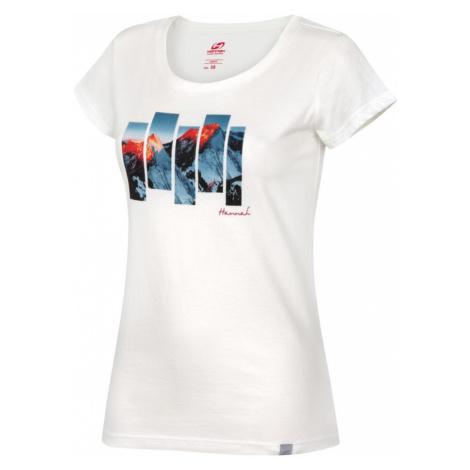 HANNAH ARMELA Dámské triko 10003060HHX01 Bright white