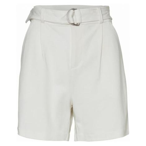 VERO MODA Kalhoty bílá