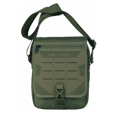 Taška EDC PENTAGON® Messenger - zelená PentagonTactical