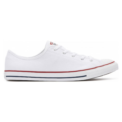 Converse Chuck Taylor All Star Dainty New Comfort Low Top bílé 564981C