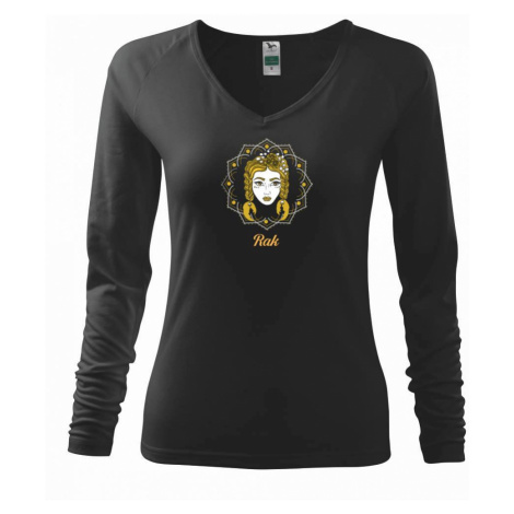 Znamení ženy - Rak CZ (Pecka design) - Triko dámské Elegance