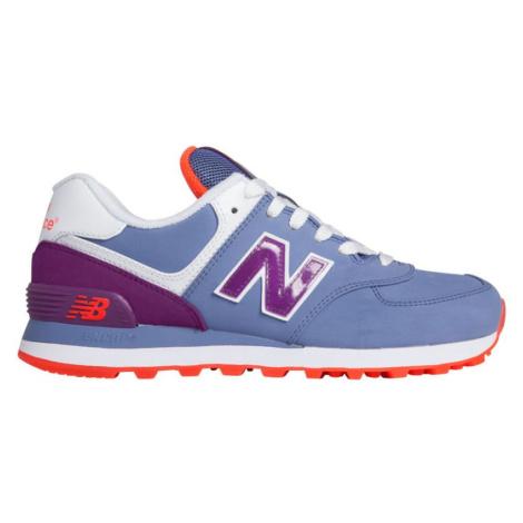 New Balance wl574slx - modrá - 163216