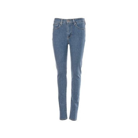 Levi´s® jeans 721 High Rise Skinny dámské modré