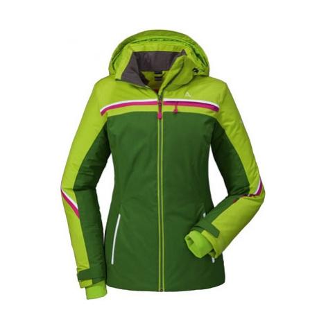 Schöffel AXAMS 1 zelená - Dámská bunda