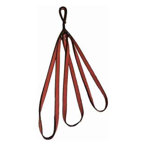 Ocún Multipoint belay sling 160 cm, červená