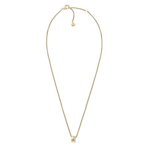 Skagen Elegantní bicolor náhrdelník z oceli Elin SKJ1450998