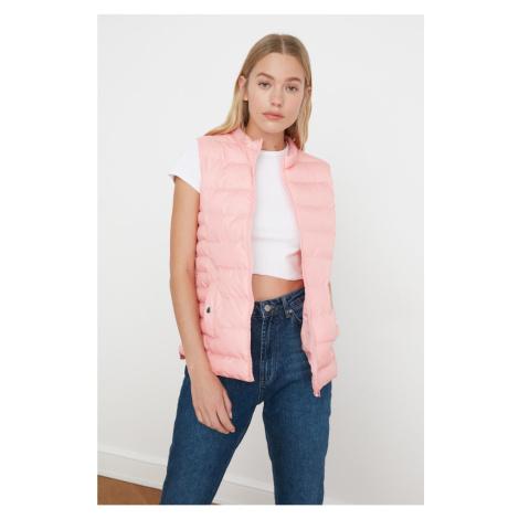 Trendyol Powder Upright Collar Inflatable Vest