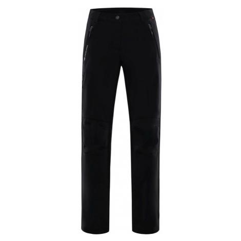ALPINE PRO MURIA 2 INS. Dámské zateplené softshellové kalhoty LPAM133990 černá