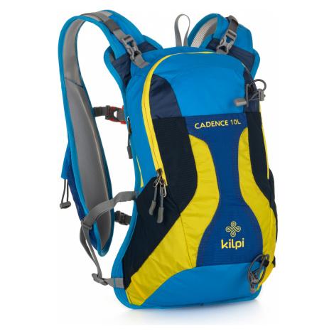 KILPI Cyklistický a běžecký batoh 10L CADENCE-U MU0042KIBLU Modrá UNI