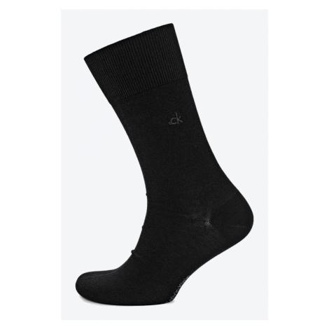 Calvin Klein černé ponožky vysoké - pánské