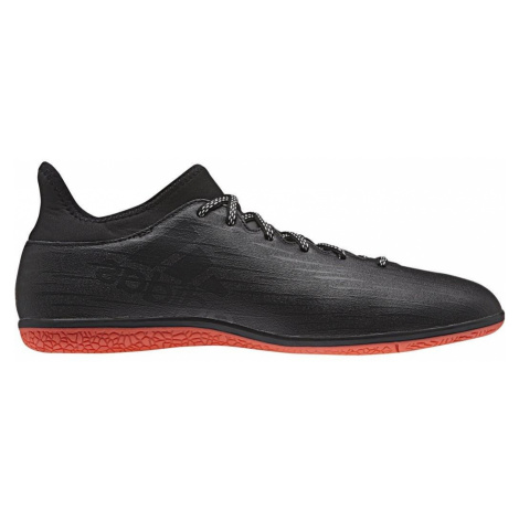 Kopačky adidas X 16.3 IN Černá / Oranžová