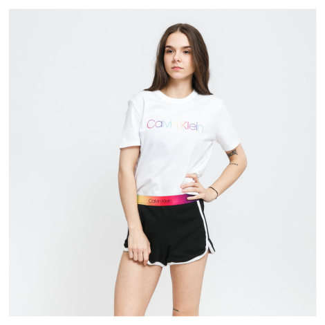 Calvin Klein Pride SS Short Set bílé / černé