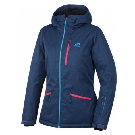 Hannah NORA modrá - Dámská lyžařská bunda