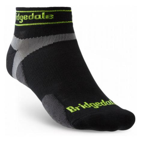 Pánské ponožky Bridgedale Trail Run UL T2 MS Low black