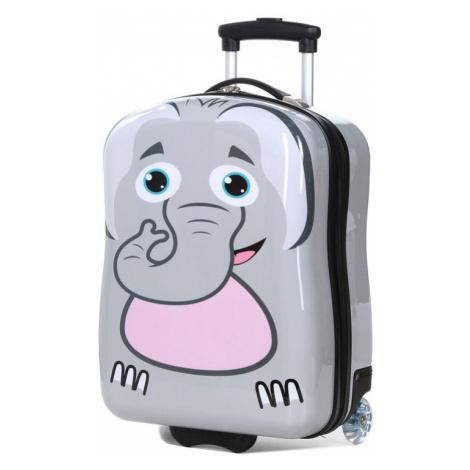 Dětský kufr Snowball Sloník 2W SX